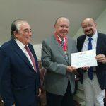 OAB Maranhão homenageia ex-presidente José Sarney