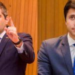 Deputado Adriano chama Duarte Júnior de palhaço