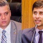VEJA O VÍDEO: Clima tenso entre Neto Evangelista e Duarte Júnior