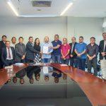 Assembleia firma parceria com a União de Vereadores e Câmaras do Maranhão
