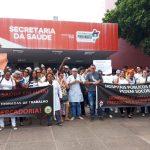 Governo recua e resolve dialogar com os trabalhadores da saúde