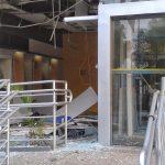 Cinco bancos são explodidos em menos de uma semana no Maranhão
