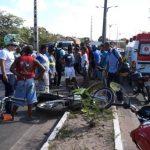 Setembro termina com 14 mortes no trânsito na grande São Luís