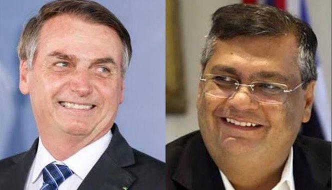 Bolsonaro x Flávio Dino: Se a eleição fosse hoje, em quem você ...