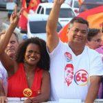 Ana do gás nomeia candidata a deputada do PCdoB na Secretaria da Mulher