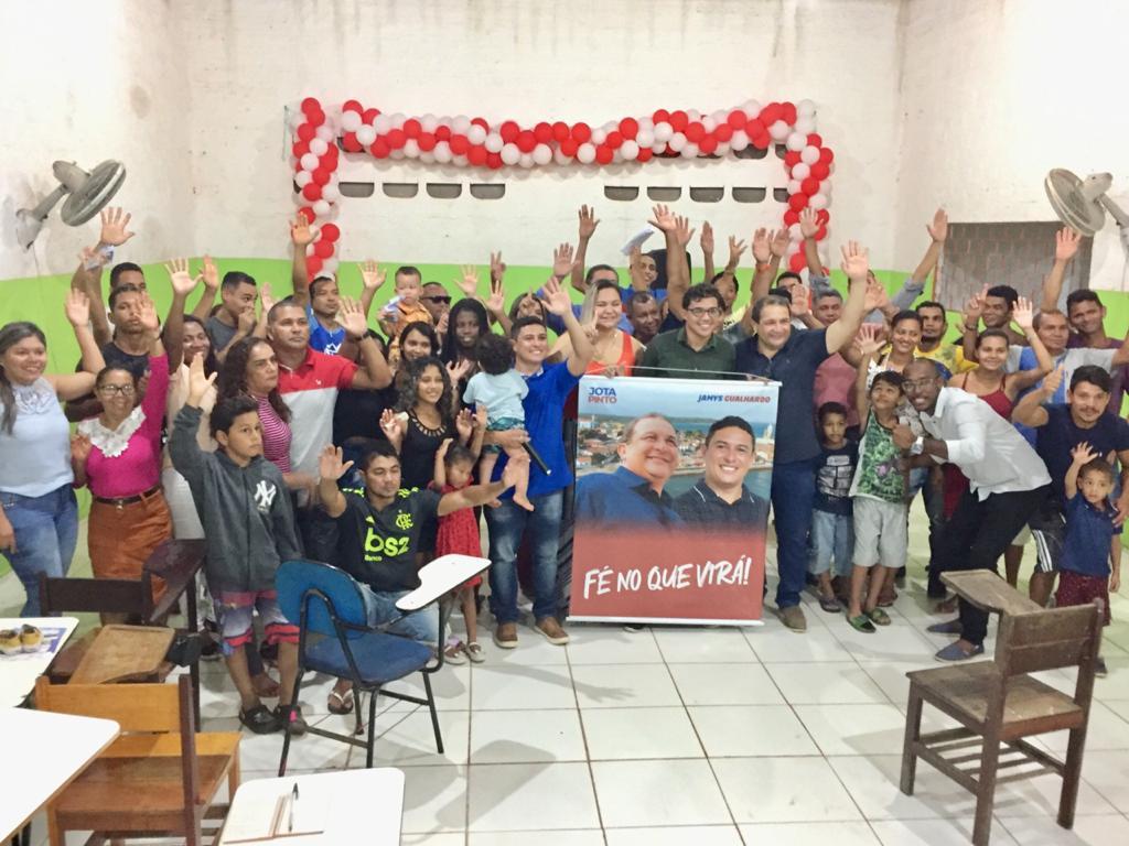 2dc107f1-2fda-4cab-b1c8-76fccf33eab4 A importância da pré-candidatura de Jamys Gualhardo a vereador de São José de Ribamar