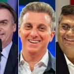 El País: Bolsonaro 41%, Huck 14% e Flávio Dino 13%