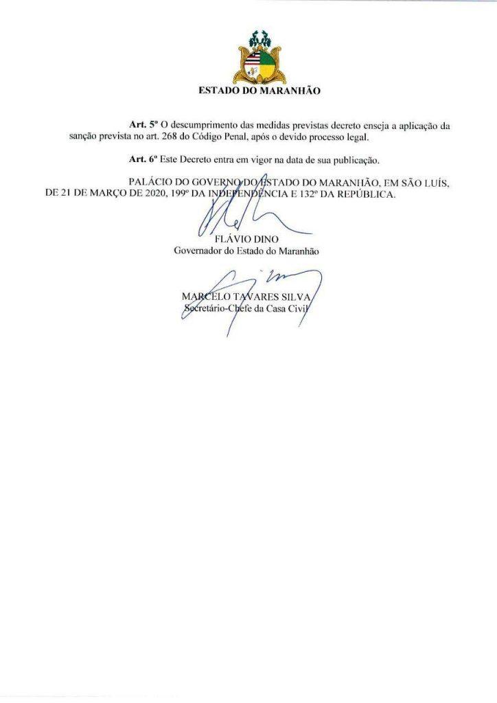 04-2-724x1024 Flávio Dino anuncia o fechamento do comercio no Maranhão