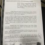Câmara de Paço do Lumiar decide por afastamento de Dutra até perícia médica