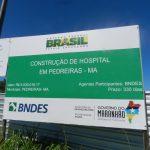 Pedreiras também tem hospital de 40 leitos nunca entregue a população