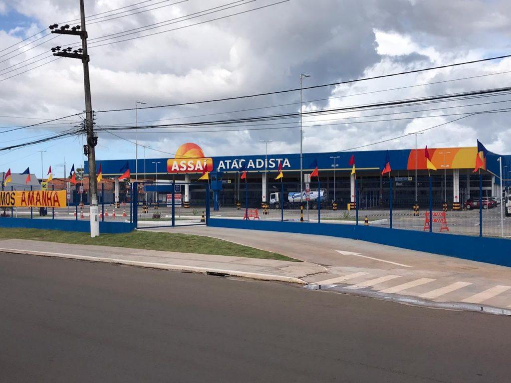 3a8859ef-38b3-4b51-89cb-a4120edea7bd-1024x768 Rede Assaí, supermercado concorrente do Mateus abre amanhã em São Luís