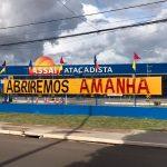 Rede Assaí, supermercado concorrente do Mateus abre amanhã em São Luís
