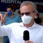 Prefeito de Teresina cita São Luís como exemplo do caos e diz que no MA as pessoas doente não tem para onde ir