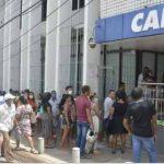 Flávio Dino afirmou que vai pagar pessoas para organizar filas de bancos no Maranhão