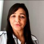 [VÍDEO] Eliziane Gama chama Bolsonaro de descontrolado durante entrevista ao Jornal Nacional