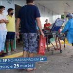 [VÍDEO] Jornal Nacional expõe cenário crítico do sistema de saúde do Maranhão