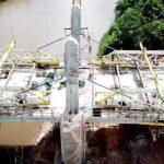 Governo federal avança na obra de ponte sobre o Rio Parnaíba entre os estados do MA e PI