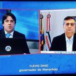 Flávio Dino faz campanha para que outros estados façam o lockdown