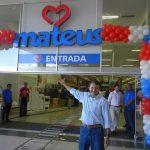 Com medo! Ilson Mateus monta dois supermercados às presas, próximos das unidades dos supermercados Assaí