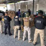 Empresários são presos em Teresina por recepção de cargas roubadas no Maranhão