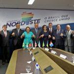 Veja os super salários dos funcionários do Consórcio do Nordeste; Flávio Dino assinou