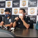 [VÍDEO] Delegados dão detalhes da investigação do caso Diogo Costa