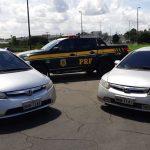 PRF identifica carro clonado na saída de São Luís