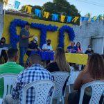 Beto das Vilas participa de encontro com pré-candidatos a vereador do PTC