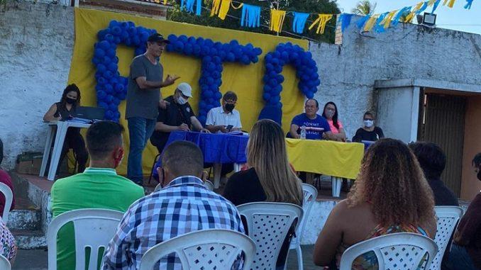 Beto das Vilas participa de encontro com pré-candidatos a vereador ...