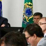 Flávio Dino pediu a Bolsonaro para manter artigo do marco legal do saneamento que daria sobrevivência a CAEMA