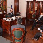 Presidente do TJ-MA lança frente de combate à corrupção com TRE, MP e TCE