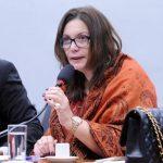 Deputada federal Bia Kicis repercute matéria do site Folha do Maranhão