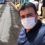Edvan Brandão é investigado por possível propaganda eleitoral antecipada em Bacabal