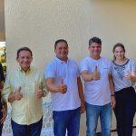Em Codó, Francisco Nagib desiste de sua reeleição e anuncia apoio a Zito Rolim
