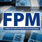 Prefeituras do Maranhão receberam hoje R$ 349 milhões de FPM; veja o valor para cada município