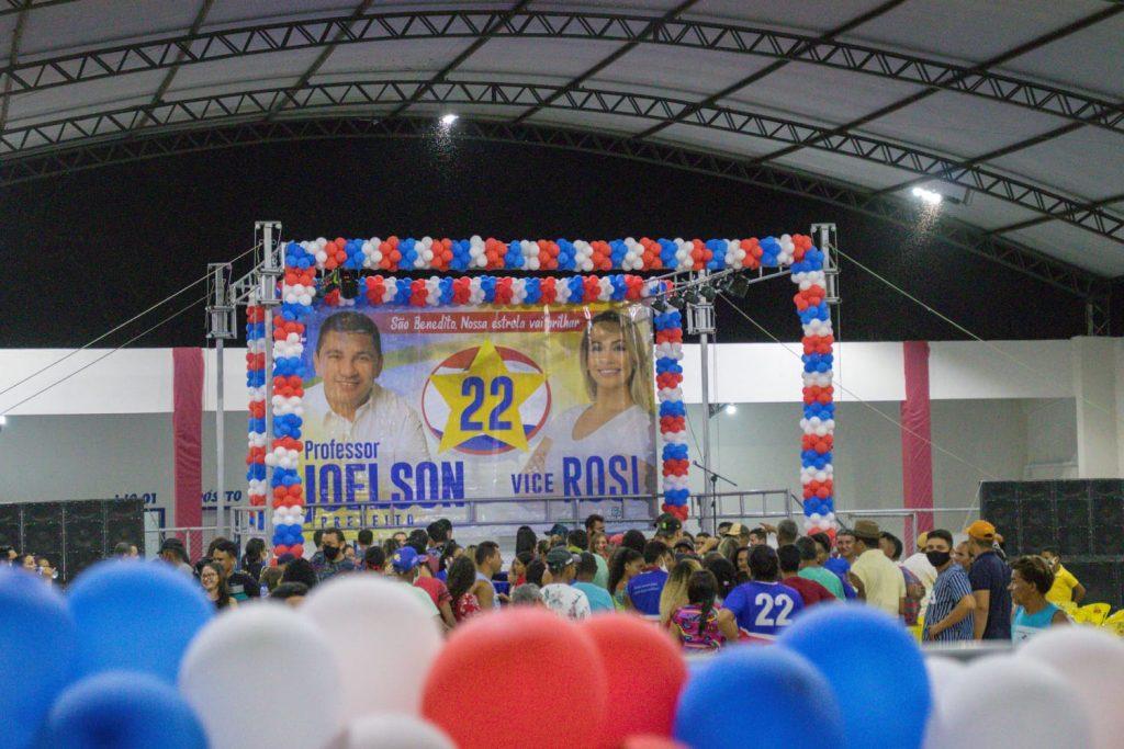 4a382c67-abdb-4fa5-aca9-e301004e7235-1024x683 Professor Joelson e Rosi são confirmados candidatos do PL em São Benedito do Rio Preto
