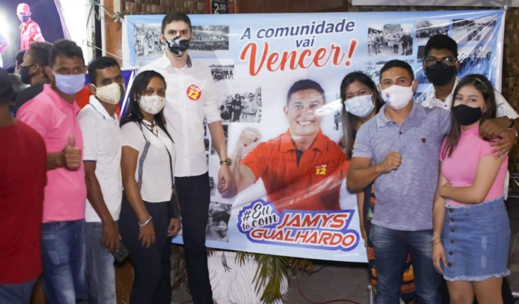 7085b656-9b2d-4f5c-b919-5597d00830d7-1024x601 Jamys Gualhardo tem nome garantido como candidato a vereador em São José de Ribamar pelo PDT