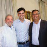 Em seu twitter, Lula declara apoio a Rubens Júnior