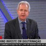 Jovem Pan repercute matéria do Folha do Maranhão sobre gastos do governo Flávio Dino