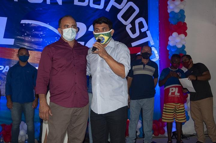 W1 Washington do Posto confirma candidatura a prefeito de  Urbano Santos