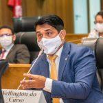 """""""A população sonhou junto comigo e foi traída"""",  diz Wellington do Curso sobre covardia em retirada de sua candidatura a prefeito de São Luís"""