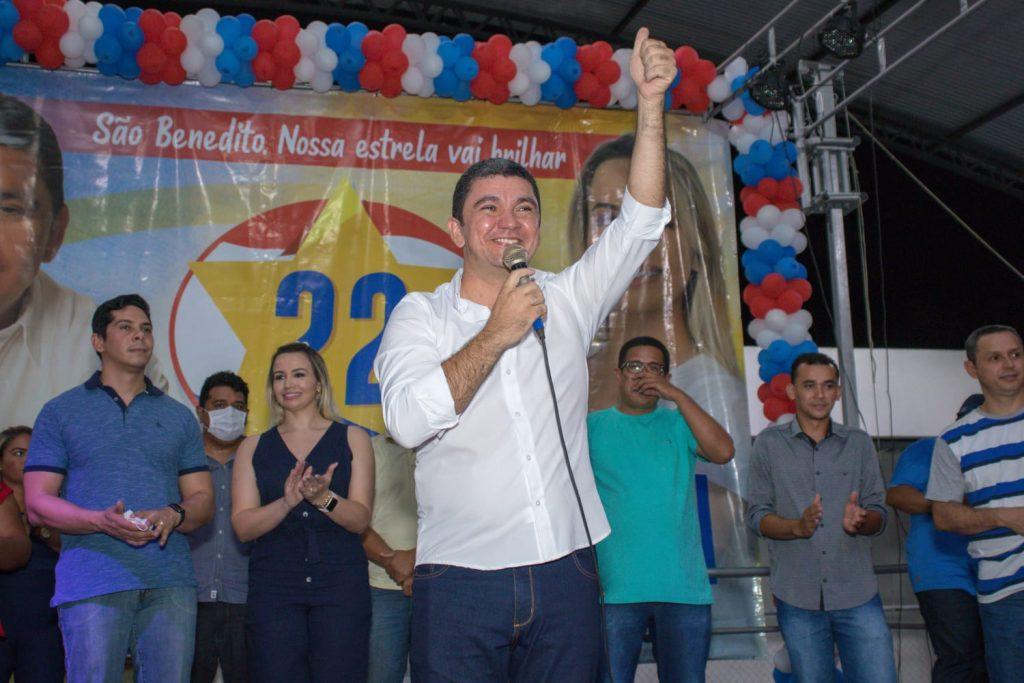 aa6e9ad8-6922-43cb-9ca4-bcab3b4d61f1-1024x683 Professor Joelson e Rosi são confirmados candidatos do PL em São Benedito do Rio Preto