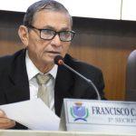 Vereador há 32 anos, Chico Carvalho não declarou nenhum bem ao TSE