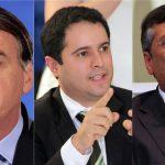 Em pesquisa da TV Guará avalia gestões de Bolsonaro, Dino e Edivaldo Holanda Jr