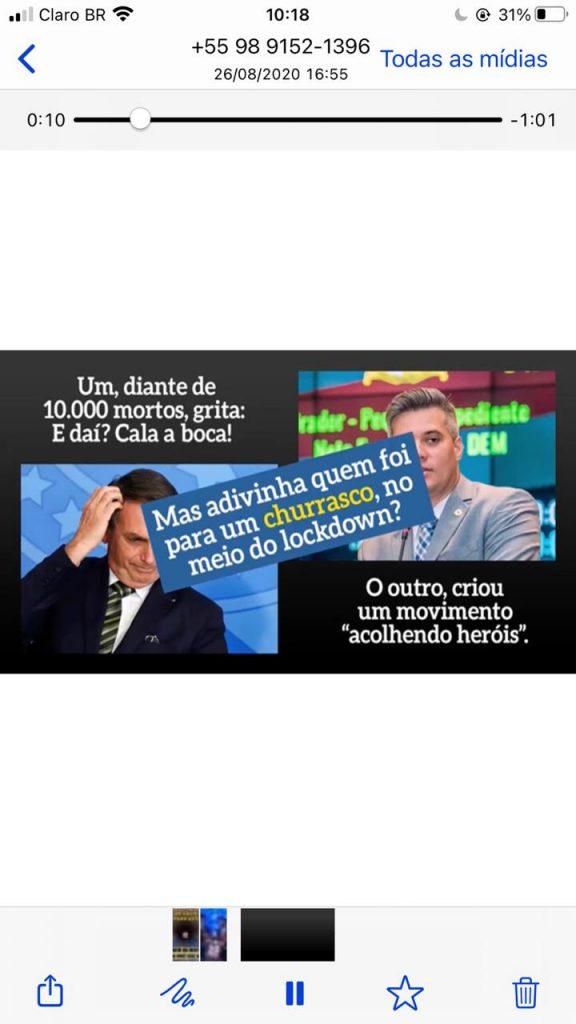 WhatsApp-Image-2020-10-13-at-10.19.48-576x1024 Assessoria de Duarte Júnior pode ter envolvimento em fakes que atacam Braide, Neto e Rubens; PF investiga o caso