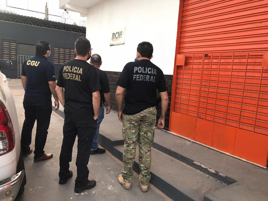 operacao-cobica-fatal-operacao-oficina-desmascarada-sao-luis-2 Veja as empresas alvos de operação da PF que investiga superfaturamento na compra de máscaras pela SEMUS