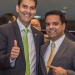 Partido de Edilázio Júnior injetou R$ 300 mil na campanha de Eduardo Braide em São Luís