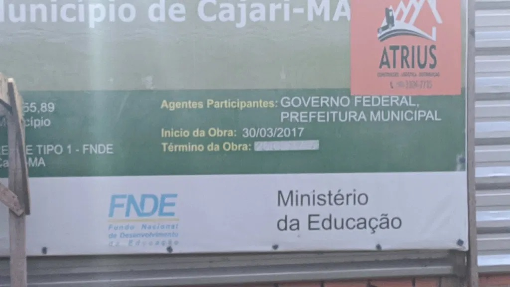 cajari2 Prefeita de Cajari pode ser alvo de operação da Polícia Federal