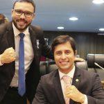 Ex-assessor de Duarte, Diego Ricci é nomeado secretário de indústria e comércio, em Paço do Lumiar