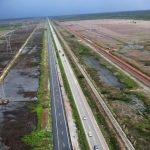 Governo federal entrega 11 quilômetros de pista restaurada na BR 135